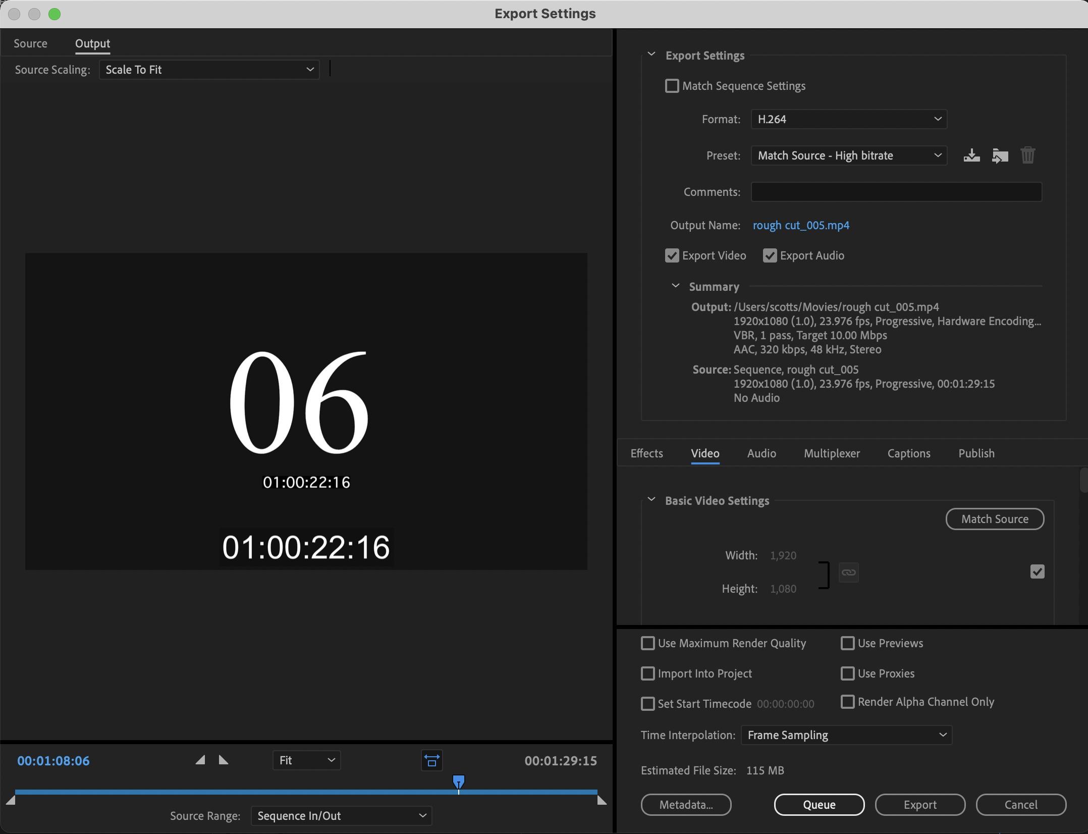 Comienza una nueva experiencia de Adobe Premiere Pro con nuevos flujos de trabajo de IMPORTACIÓN y EXPORTACIÓN 32