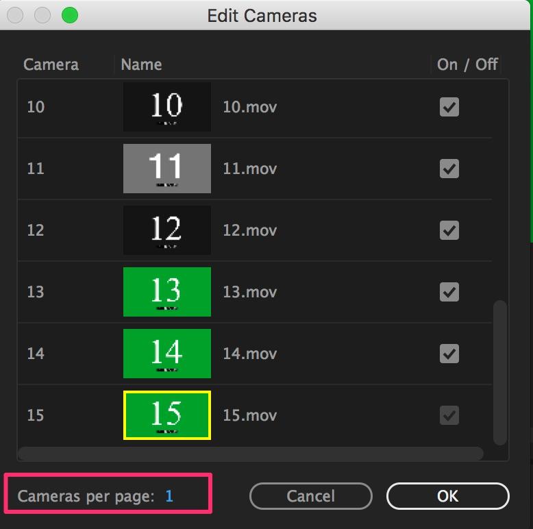 Adobe Premiere Pro: The Add Edit - Step Through technique for multicam editing 9