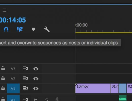 A Premiere Pro Quicktip I can't believe I never thought of 15