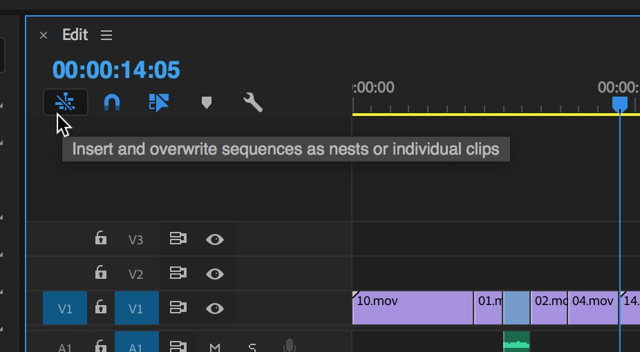 A Premiere Pro Quicktip I can't believe I never thought of