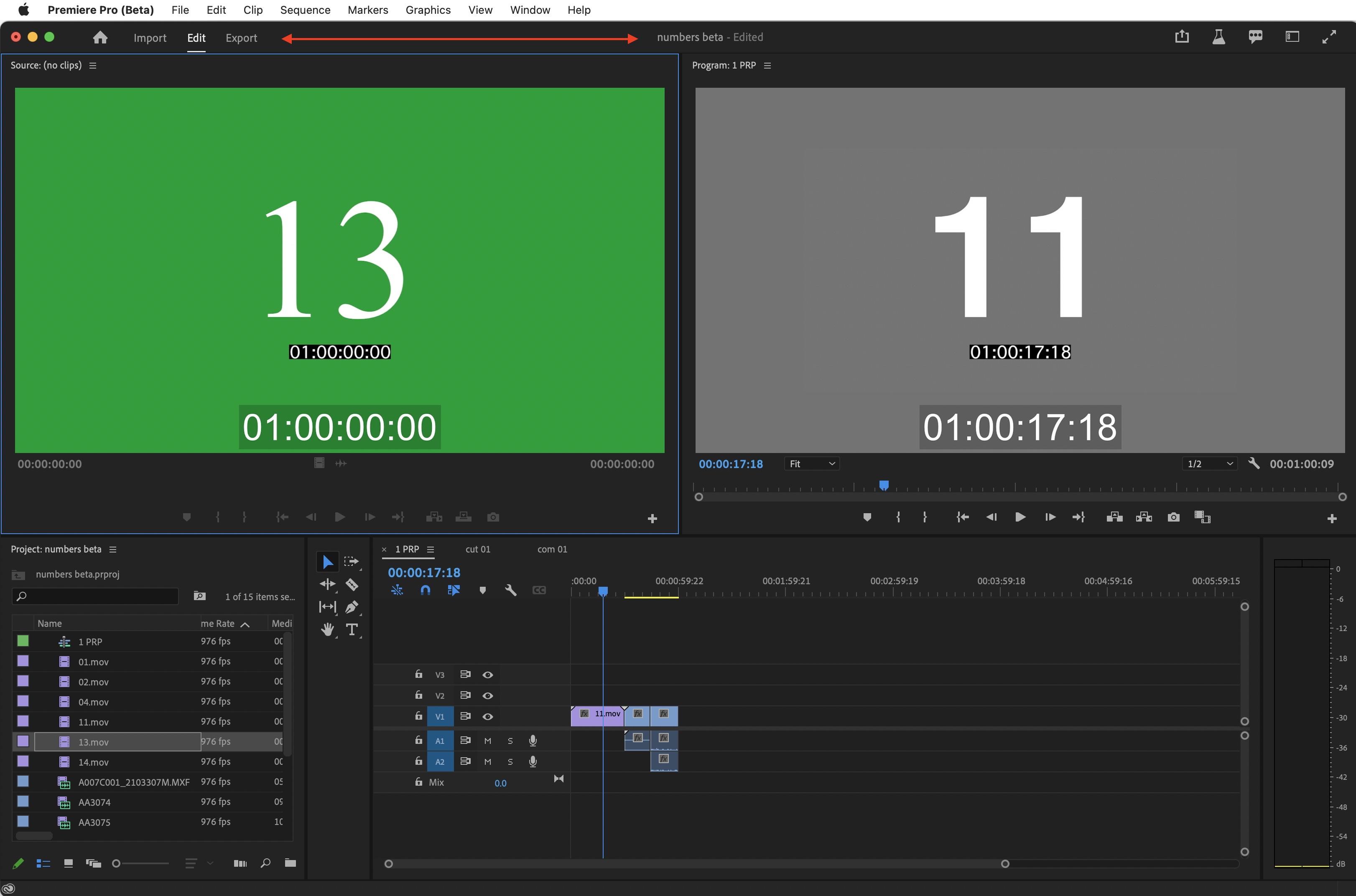 Una nueva experiencia de Adobe Premiere Pro comienza con nuevos flujos de trabajo de IMPORTACIÓN y EXPORTACIÓN 36