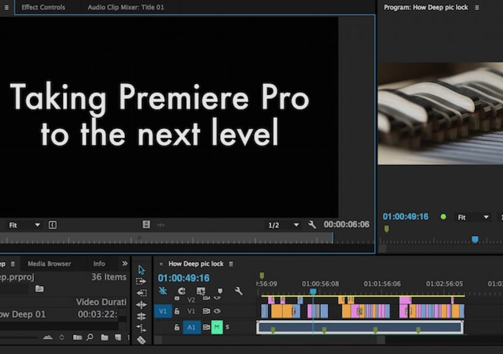 4 things that will take Adobe Premiere Pro to the next level 1
