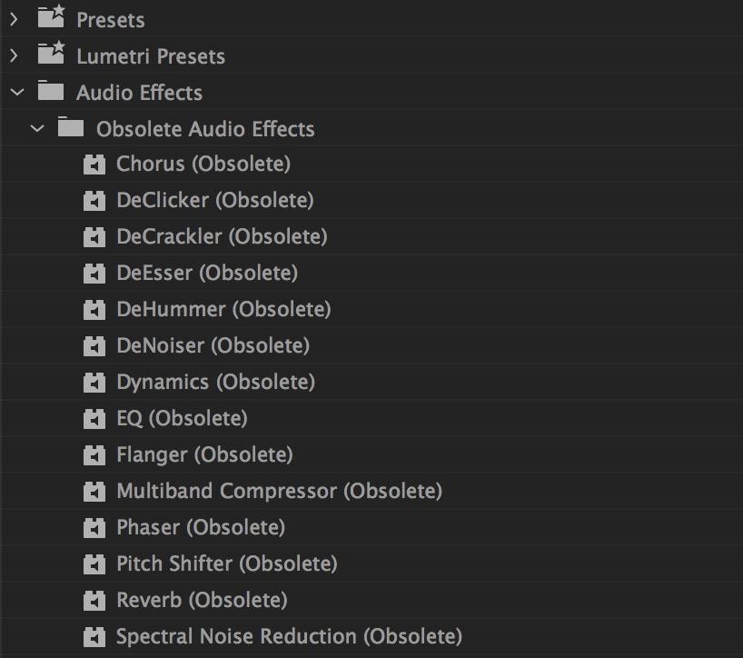 ppro-obsolete-audio