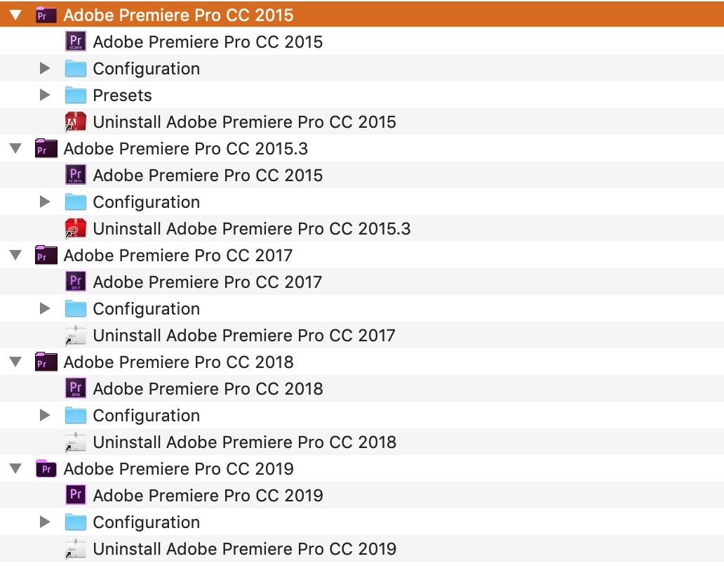 Adobe limiting the availability of older versions of the Creative Cloud apps 3