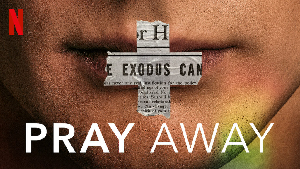 """Crossing the 180 with Netflix Documentary Filmmakers of """"Pray Away"""" 1"""