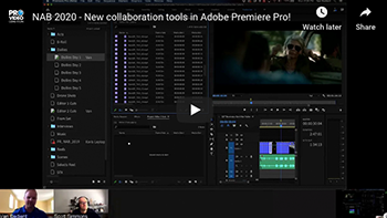 The 10 Adobe Premiere Pro and After Effects updates in 2020 that should be part of your workflow 25