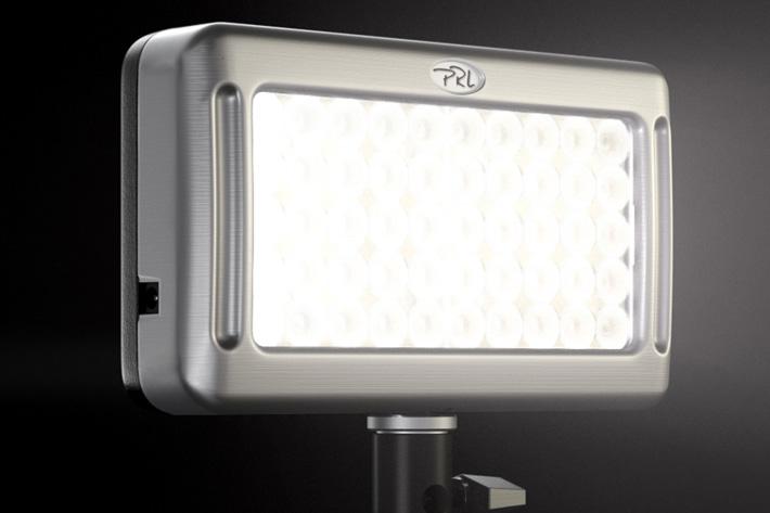 PRL Lighting Lustra 50: a new LED light