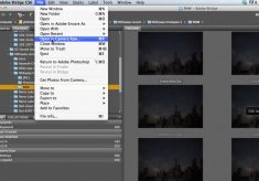 Batch Processing RAW Time-Lapse Images