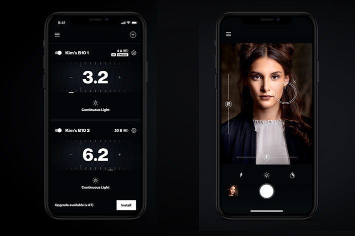Profoto Connect, a trigger to make flash easy