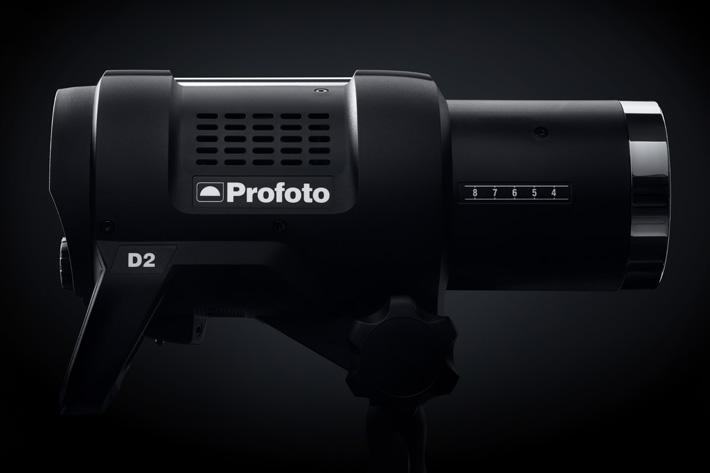 D2, the world's fastest monolight with TTL