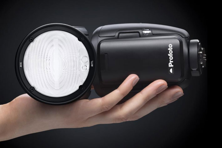 Profoto A1X : world's smallest studio light now available for Fujifilm cameras 2