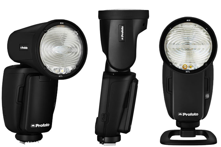 Profoto A1X now available for Fujifilm cameras