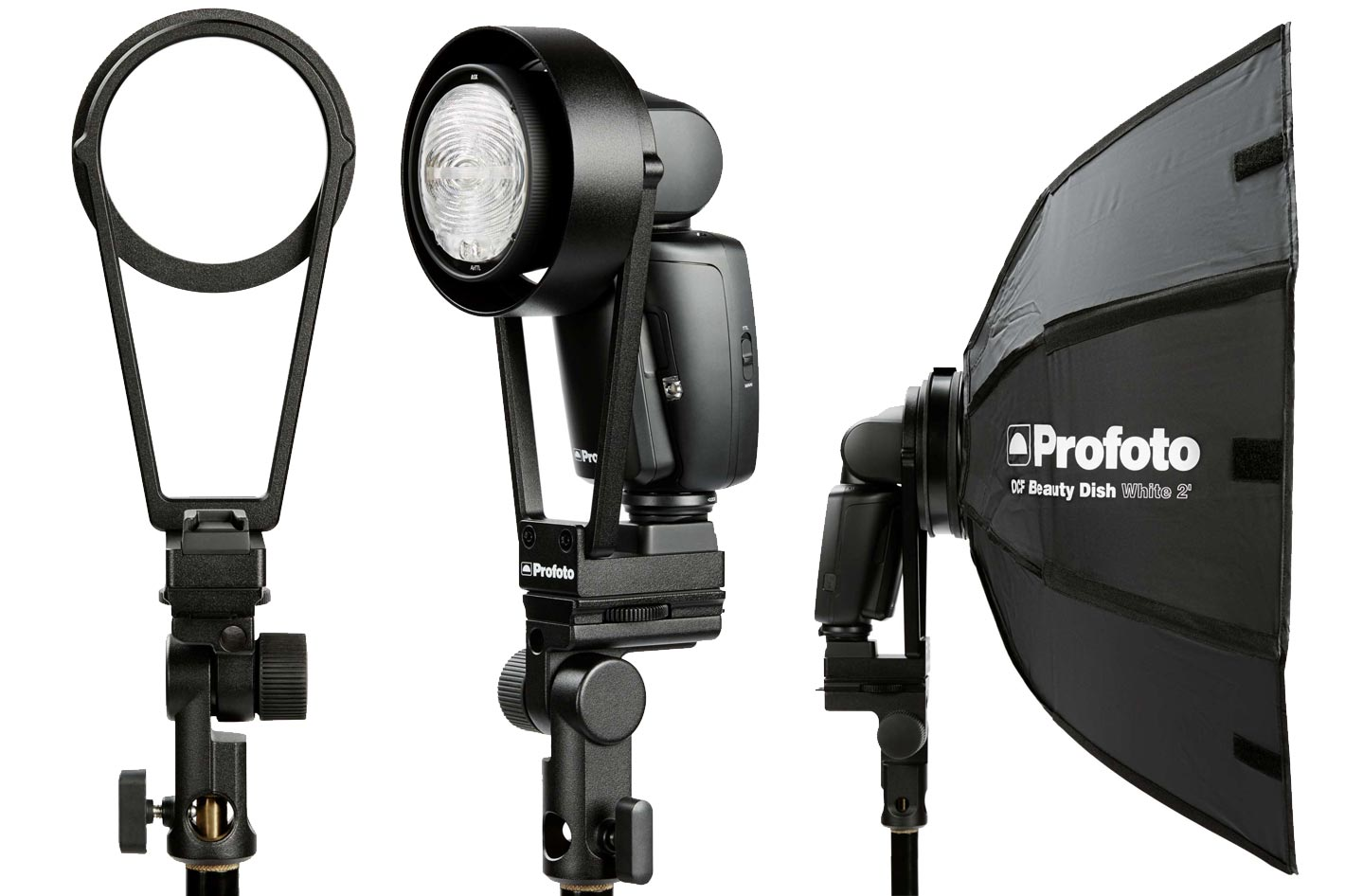 New OCF Adapter for Profoto A-series flash