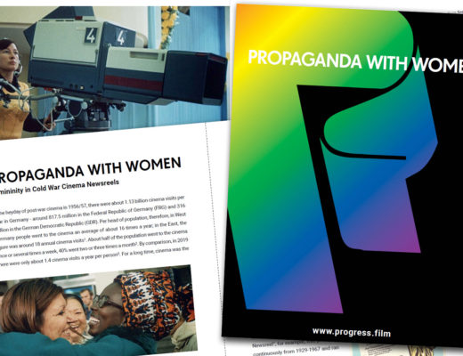 PROGRESS releases a white paper on Femininity in Cold War Cinema
