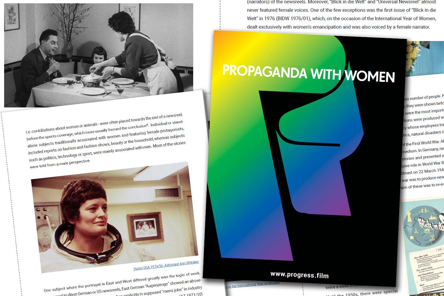 PROGRESS releases a white paper on Femininity in Cold War Cinema