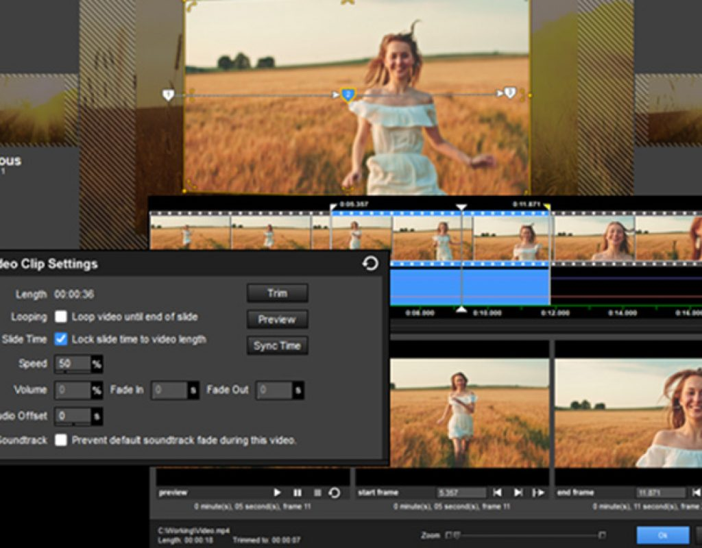 ProShow 9 introduces 4K video slideshows