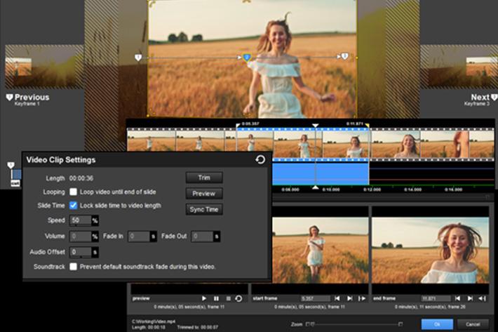 ProShow 9 introduces 4K video slideshows