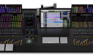 Avid S6 DAW controller