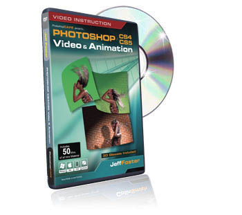 Basic Video Editing with Photoshop CS4/CS5 Extended 57