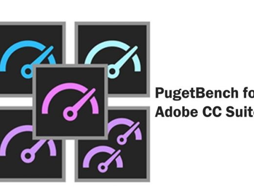 PugetBench for Adobe Creative Cloud: a complete benchmark for Adobe CC Suite