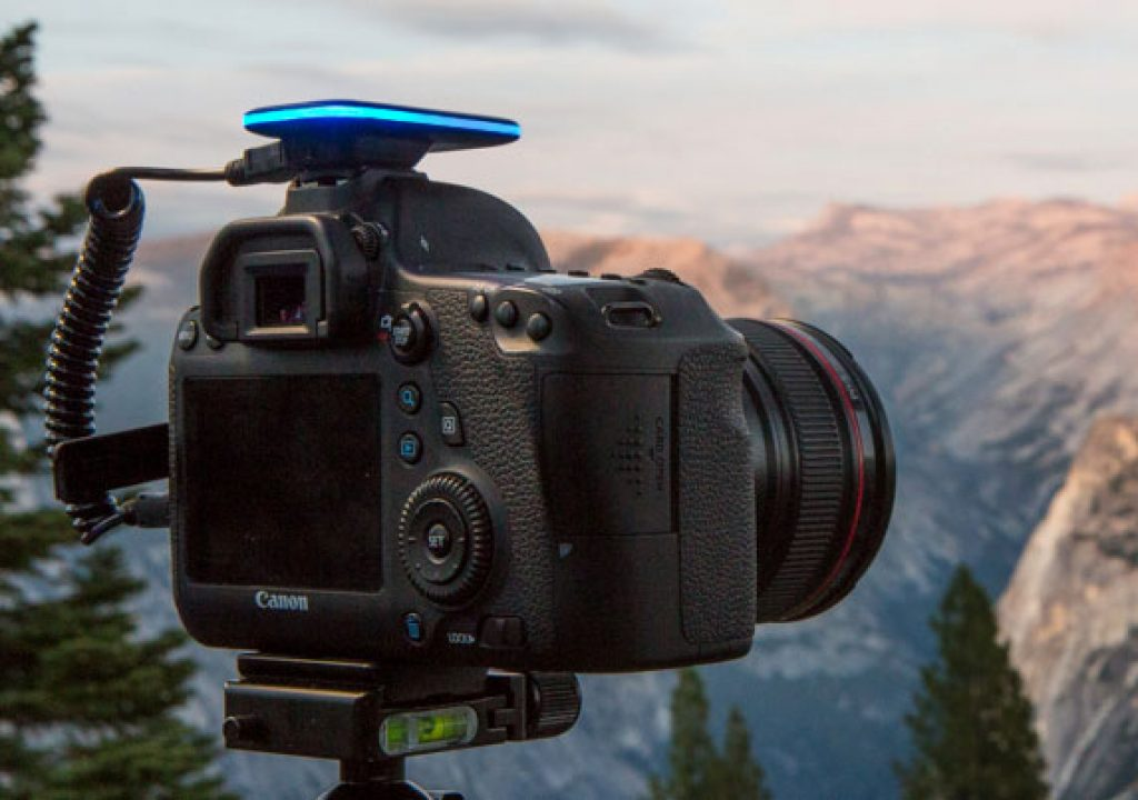 Pulse: complete control for DSLRs and Mirrorless 1
