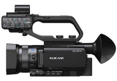 Sony to alleviate PXW-X70's constrained 4K via firmware upgrade