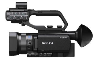 CineDigitalTV demonstrates the PXW-X70 constrained 60 Mb/s 4K UHD