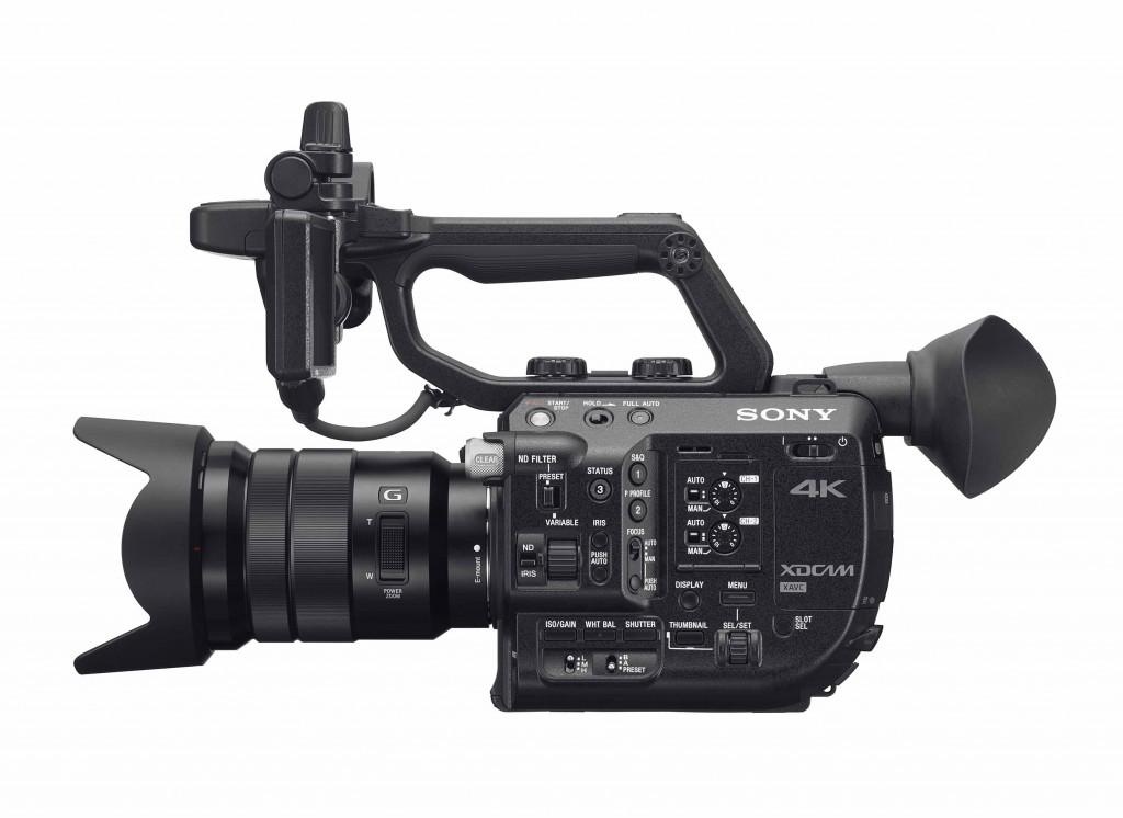 Sony's PXW-FS5K camera