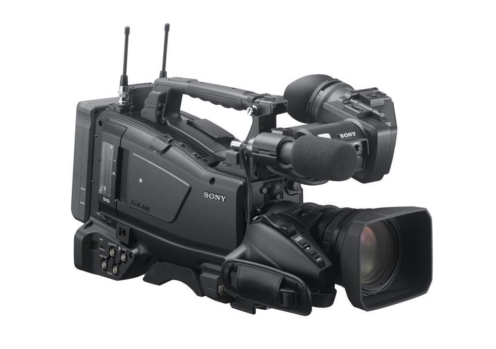 Sony Announces The New PXW-400 ENG Camera 2