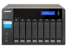 Thunderbolt 2 NAS with dual 10GbE ports
