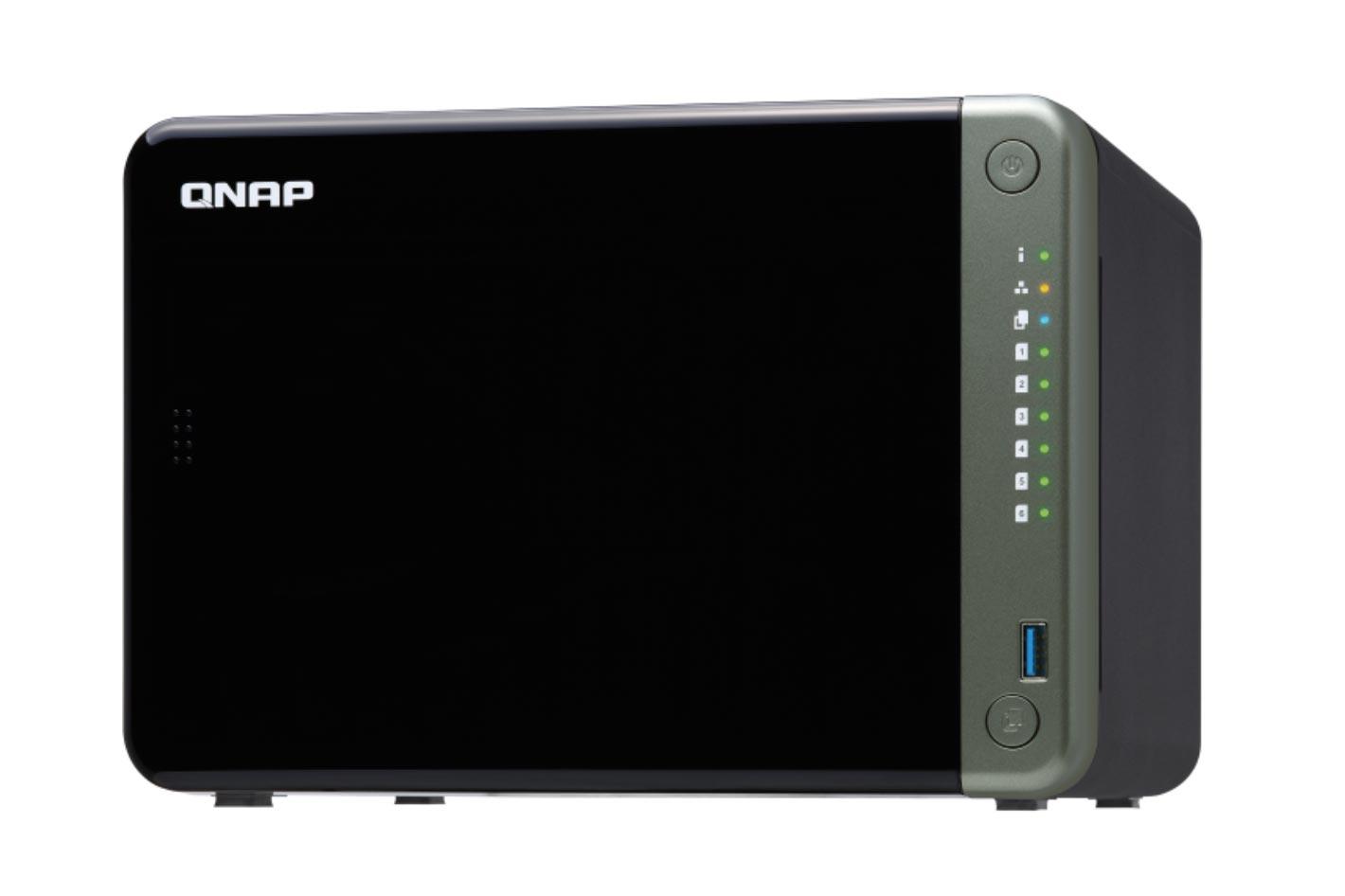 QNAP TS-x53D 2.5GbE NAS: 2.5 Gigabit over existing CAT5e