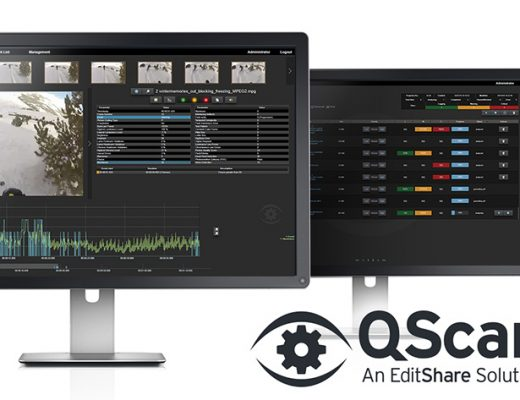 Edit Share unveils QScan AQC at NAB 2018