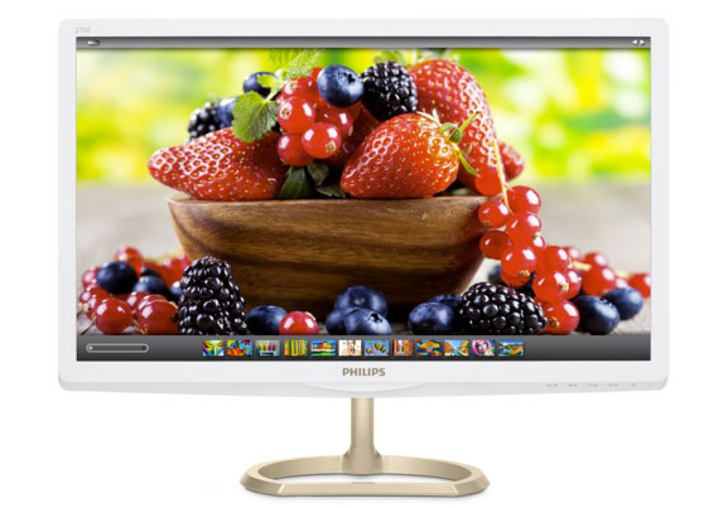 Quantum dot monitor and TV from Philips 2