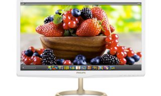 Quantum dot monitor and TV from Philips