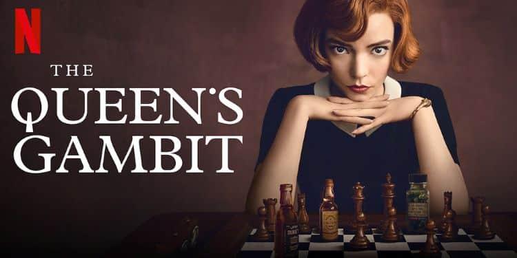 art of the cut the queens gambit