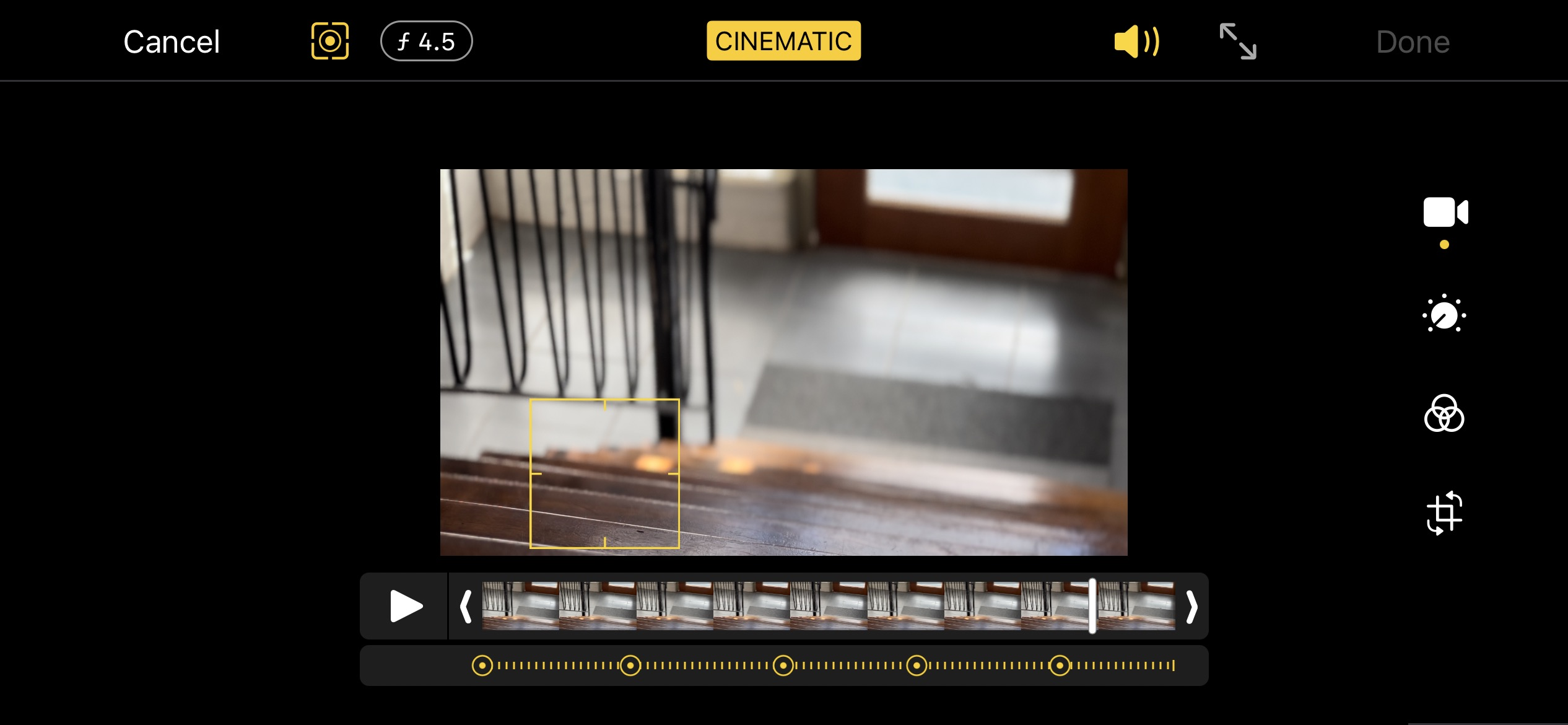 Cinematic Mode, the future of iPhone cinematography, and ProRes on a phone 13