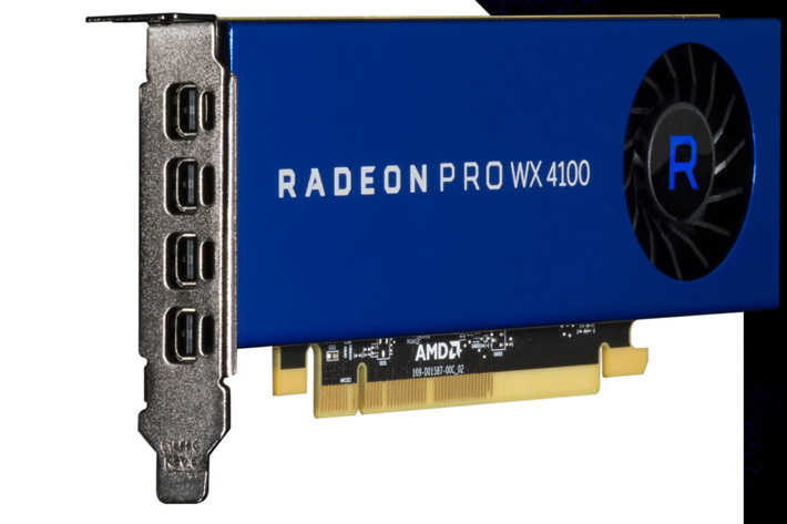 Radeon Pro WX Series: the world's fastest cards