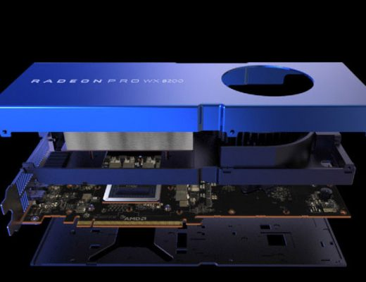 Radeon Pro WX 8200: best graphics performance for under $1000