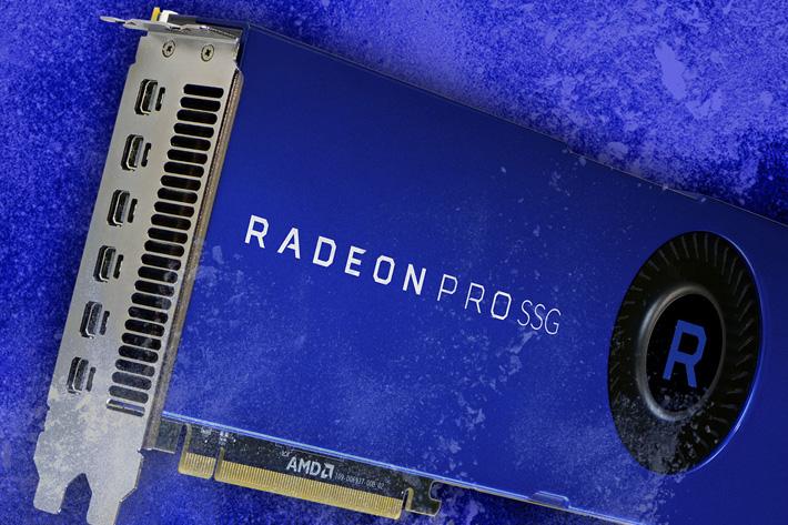 AMD: new Radeon professional cards