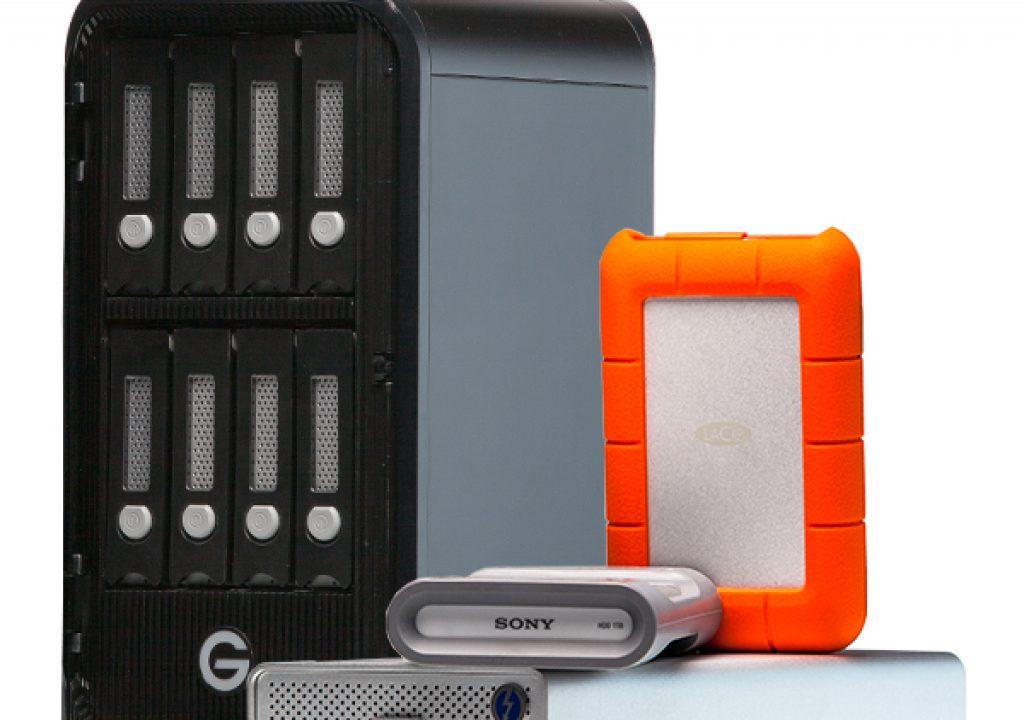 Choosing a video production drive 1