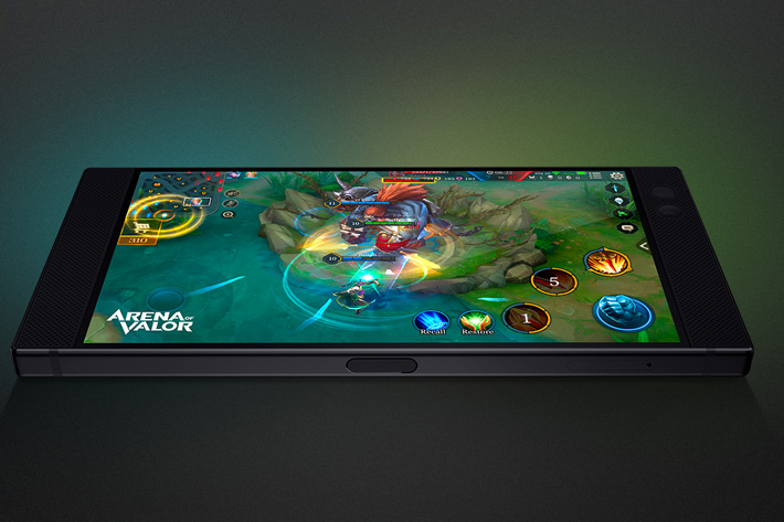 Razer Phone: your mobile theater experience