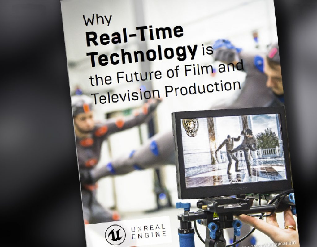 Is Real-time technology the future for film and TV production?