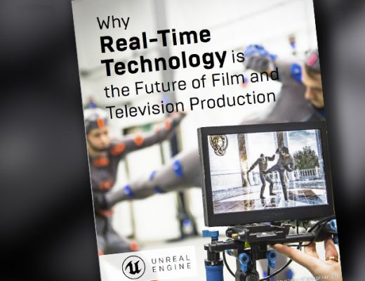 Is Real-Time technology the future of film and TV?