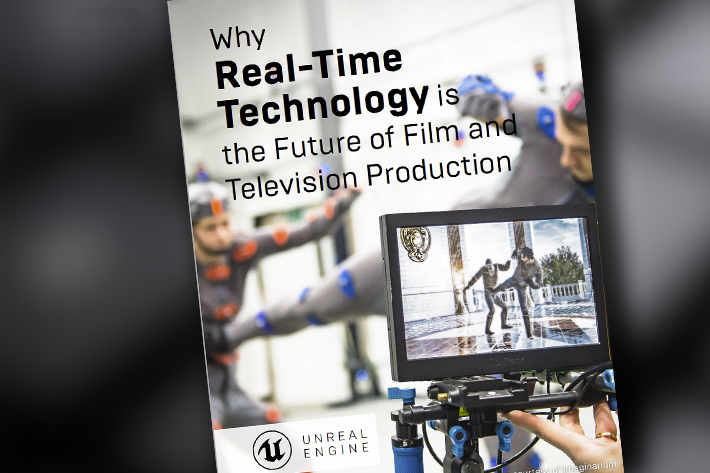 Is Real-time technology the future for film and TV?