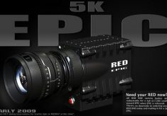 RED Epic Announced
