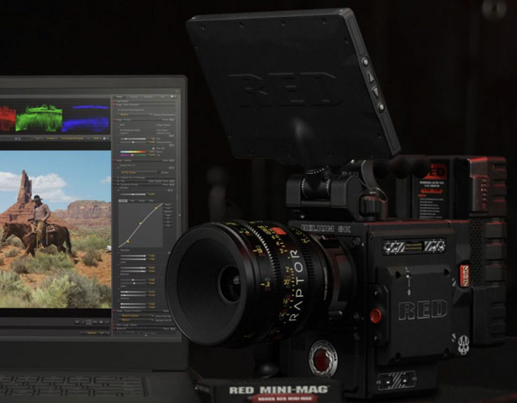 RED and NVIDIA: real-time 8K video editing and color grading now!