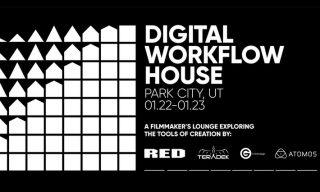 Digital Workflow House at Sundance