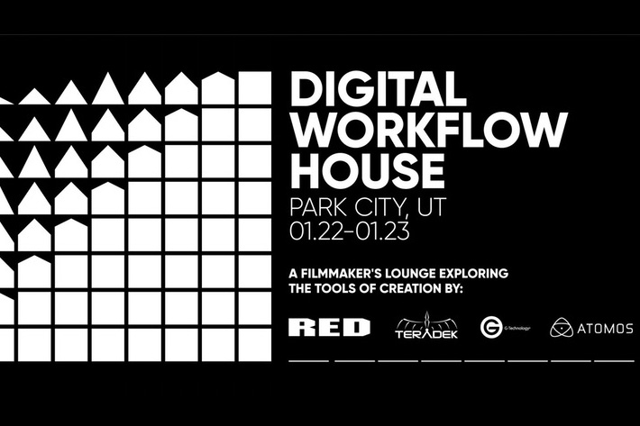 Digital Workflow House at Sundance