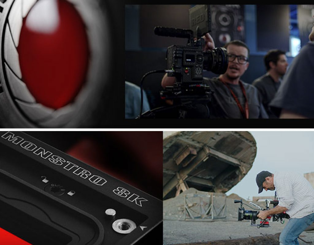 RED takes new camera line-up to Cine Gear Expo