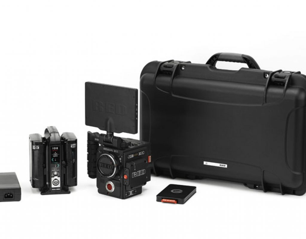 """RED DSMC2 GEMINI camera kit: a """"ready to shoot"""" solution"""